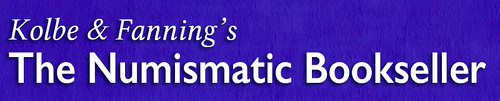 Numismatic Bookseller logo