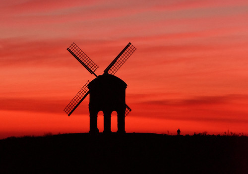 Chesterton Windmill ( NO enhanced colours )