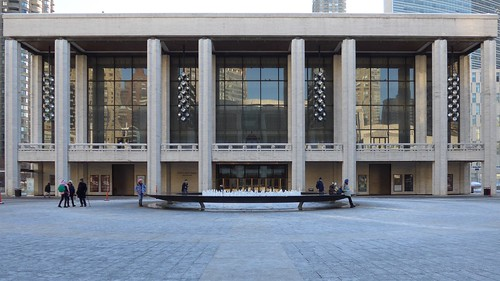 Theater • Fountain • Plaza