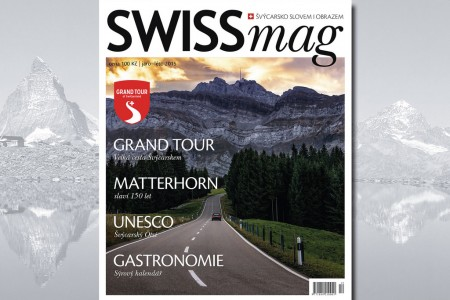 SWISSmag č. 12 - jaro-léto 2015