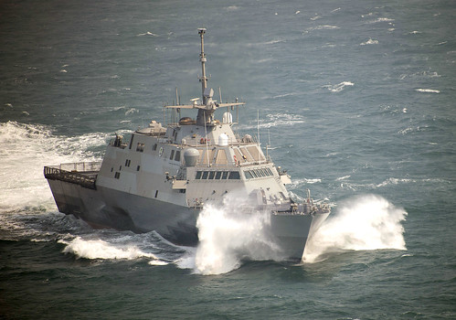 USS Fort Worth (LCS 3) Arrives in Sasebo for First-ever LCS Port Visit to Japan