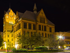 "Photo of the Day for July 25, 2016: ""Old Main in the evening"""