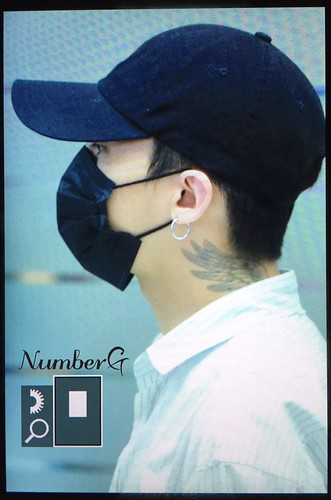 Big Bang - Incheon Airport - 24jun2016 - Number G - 03
