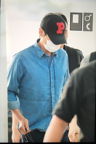 BIGBANG Departure Seoul Incheon to Foshan 2016-06-10 (27)
