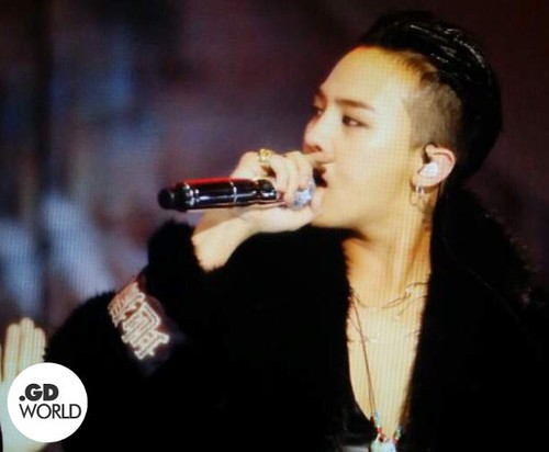 Big Bang - MAMA 2015 - 02dec2015 - GD World - 09