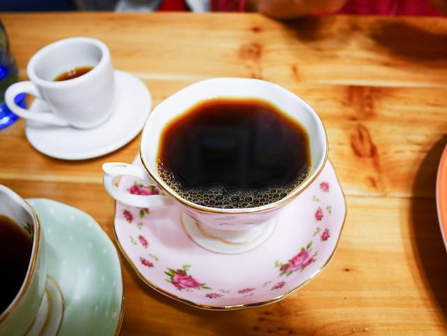 [苗栗 竹南]–咖啡店也可以服務鄉親–欣樂園咖啡館
