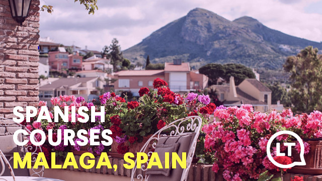 spanish language courses in malaga