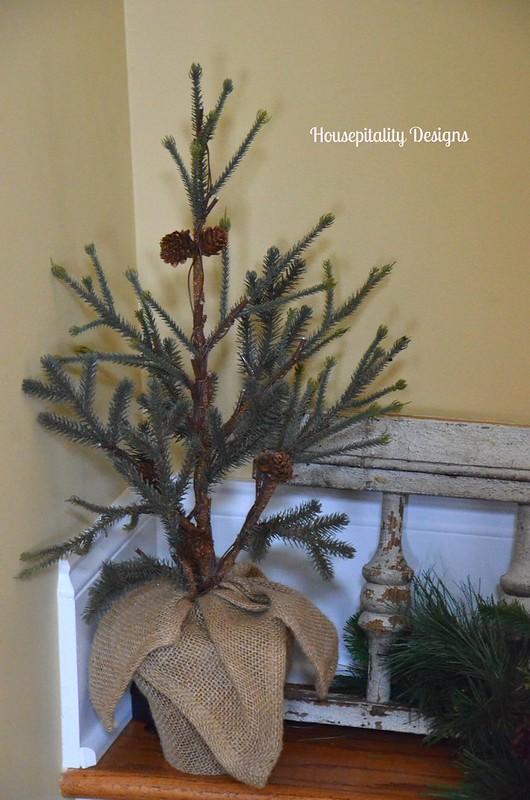 Pottery Barn Pine Tree-Housepitality Designs