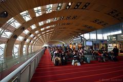 Paris, Charles de Gaulle Airport by Bri_J