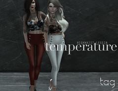 tag. highwaist leggin temperature