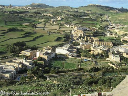 ©Felder auf Gozo