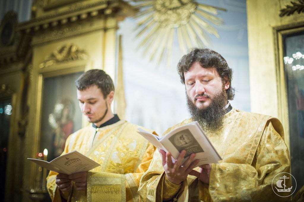 5 ноября 2014, Литургия апостола Иакова / 5 November 2014, Divine Liturgy of St. James
