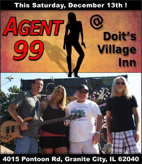Agent 99 12-13-14