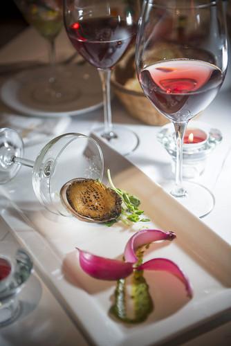 推薦情人節的情人套餐_高雄新國際西餐廳牛排 (10)_西西里酥烤珠貝