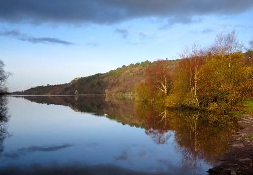 745 Llyn Padarn Reflections
