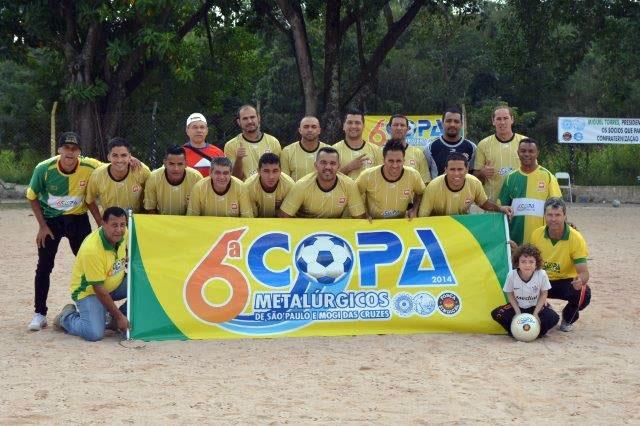 6ª Copa de Futebol de Campo dos Metalúrgicos (Times em Formação) 3