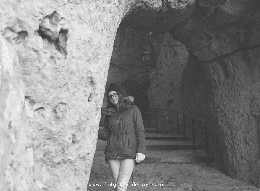 Subida por las Angustias,Cuenca