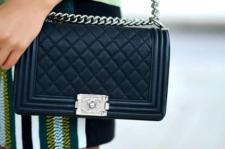 DSC_6602 Chanel Boy Bag, Tamara Chloé