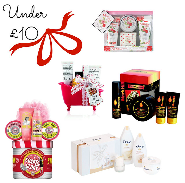 Christmas Gift Guide Beauty