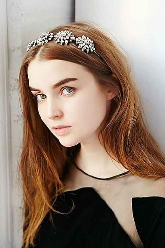 amber sceats crystal headband urbanoutfitters