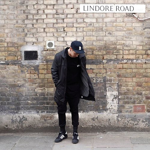 5. @injunio wearing #adidas and #Crate in #London