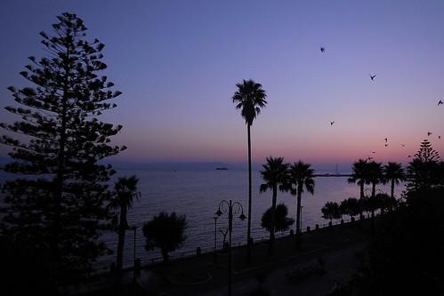 morning holiday sunrise dawn dusk kos greece morgen ferie grækenland s6400