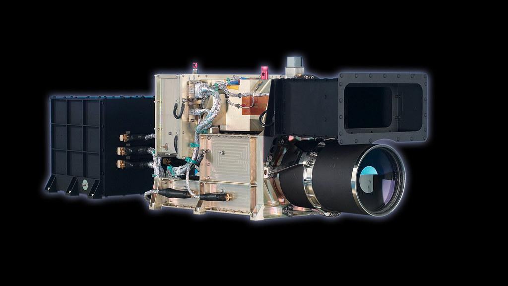 HRSC - die Kamera an Bord von Mars Express