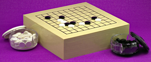10x10 Go Board