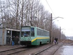 Ryazan tram 71-608K 52 2007