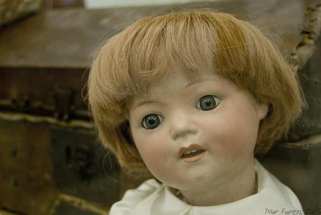 El muñeco ensimismado