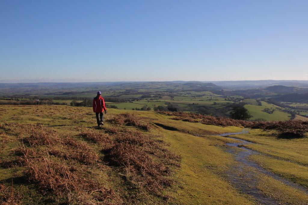 Black Mountains, Forest of Dean, garway hill, sugar loaf