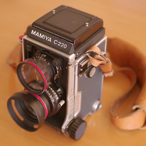 MAMIYA -C220