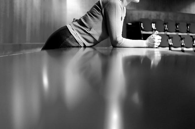 Cristina Valla - Rehearsal