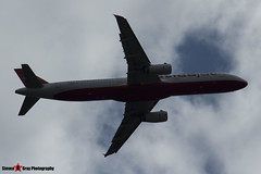 TC-ETN - 614 - Atlasjet Airlines - Airbus A321-131 - Luton M1 J10, Bedfordshire - 2014 - Steven Gray - IMG_6238