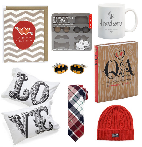 Valentine's Day ideas gifts for men