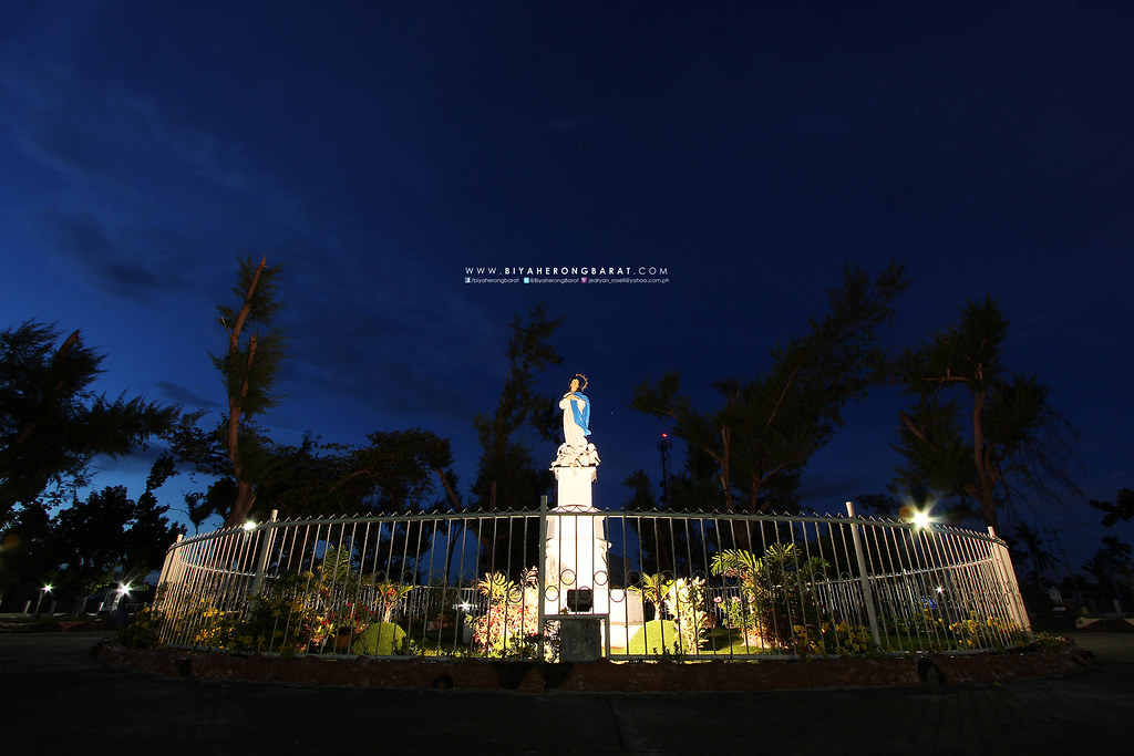 Immaculate Concepcion Parish Church Lawis Bantayan Island Cebu