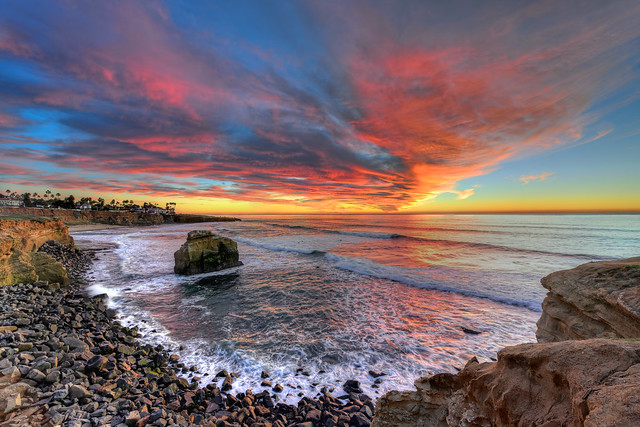 Alluring Sunset