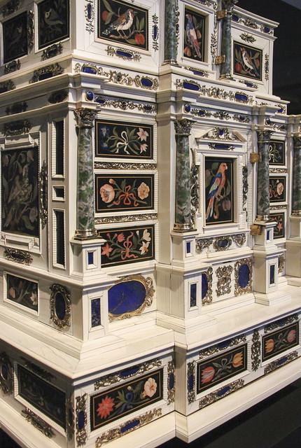Cabinet, Augsburg c.1660-1670