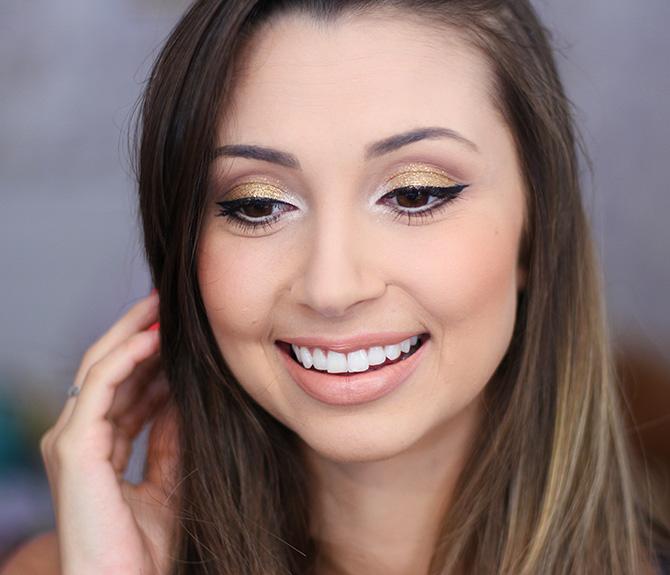 2- maquiagem inspirada sandália petite jolie PJ1303 blog sempre glamour