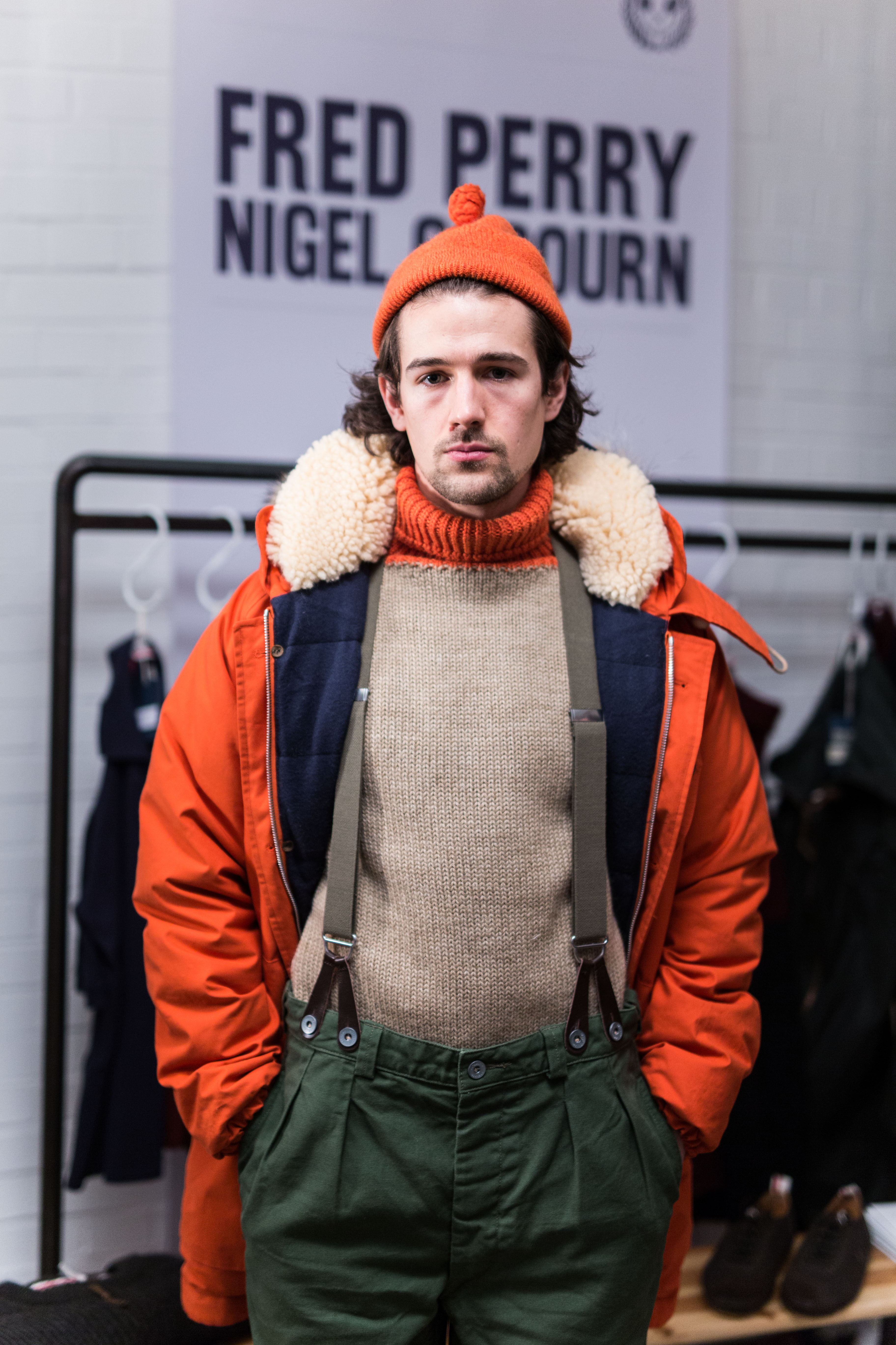 Unlimited By Jk Nigel Cabourn Aw15