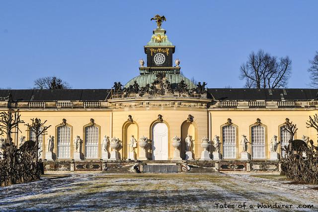POTSDAM - Park Sanssouci - Bildergalerie