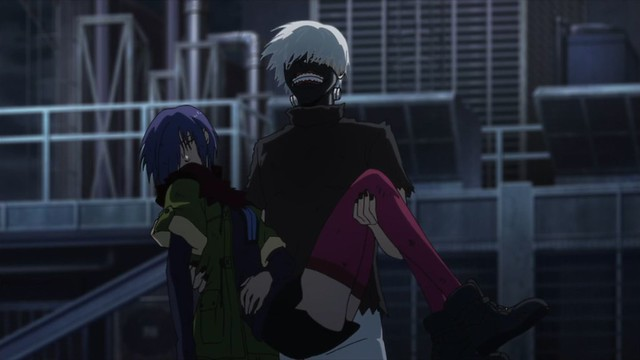 Tokyo Ghoul A ep 1 - image 15