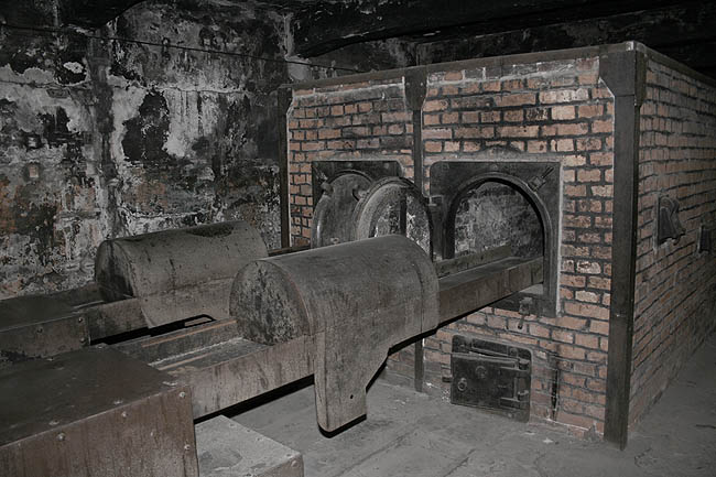 Hornos crematorios. © Paco Bellido, 2008