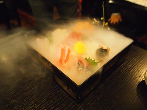 俺の魚を食ってみろ!!田町次店