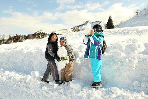 中里滑雪場