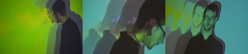 EchoFlex Gif Layered Triptych - 02
