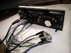 SparkTime:DeskClock wiring