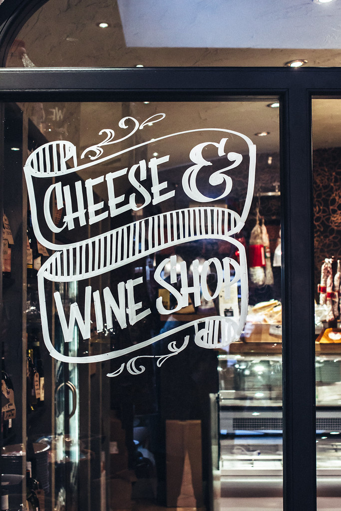 The Hampstead Butcher & Providore - Cheese & Wine.