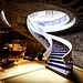 Elegant Staircase in Lyon, France by ` Toshio '