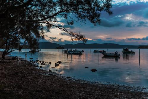 Fishing Boats on Wallis Lake
